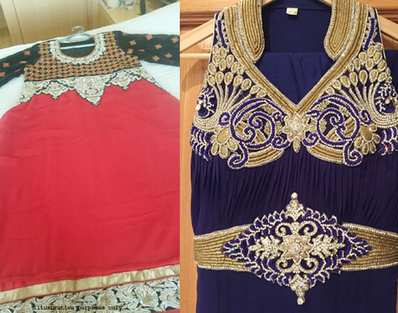 Brand New Anarkali suits for Sale at Wholesale...