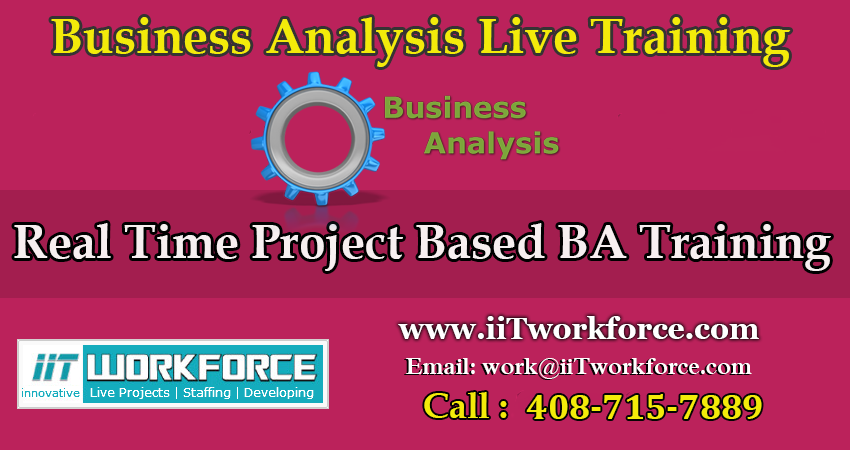 Business Analyst Real-time Project Workshop
