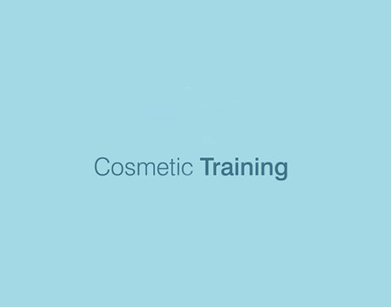 COSMETIC TRAINING COURSES
