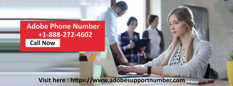 Connect With Adobe Helpline Number 1-855-272-4602