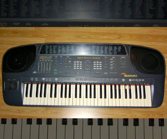 Suzuki Digital Electronic Keyboard