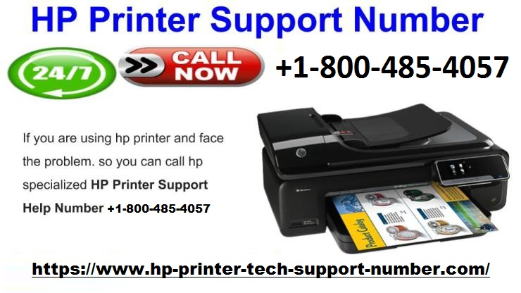 Get 24*7 Hp printer issues fixed 18004854057