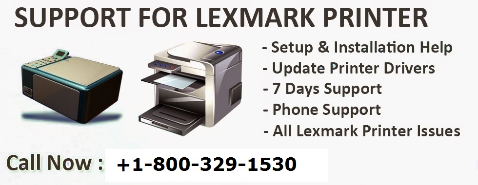 Lexmark Printer Support Phone Number +1-800-329-15