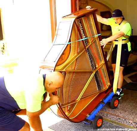 Professional Piano Moving & Transportation