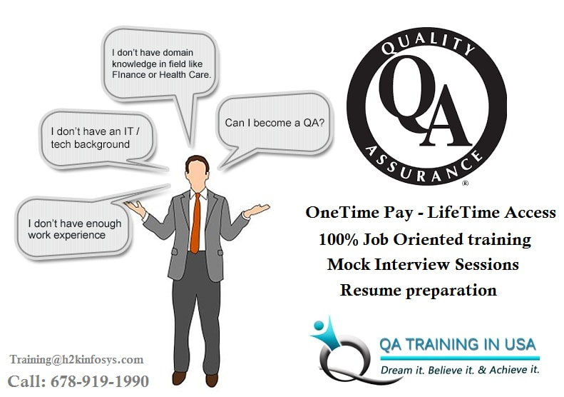 Quality Assurance Online Training from QA Training