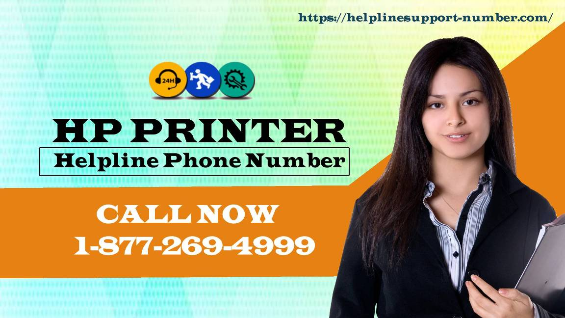 HP Printer Online Help Number 1-877-269-4999