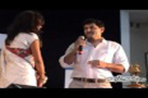 chiyaan vikram and anjali srm university milan