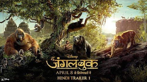 the jungle book official hindi trailer 1