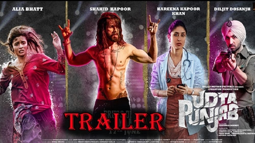udta punjab official trailer