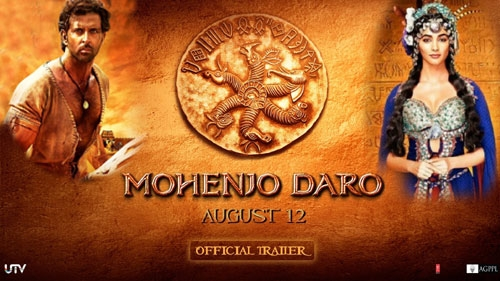 mohenjo daro official trailer