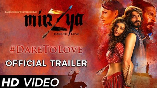 mirzya official trailer 2
