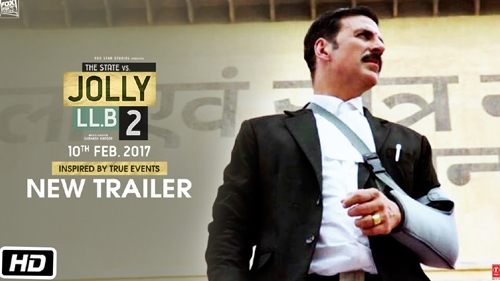 jolly ll b 2 new trailer