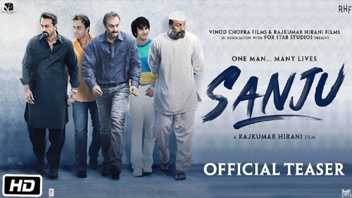 sanju official teaser