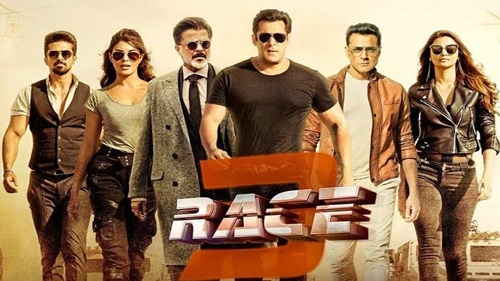 race 3 official trailer