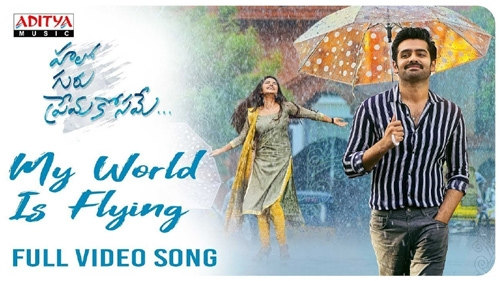 my world is flying full video song