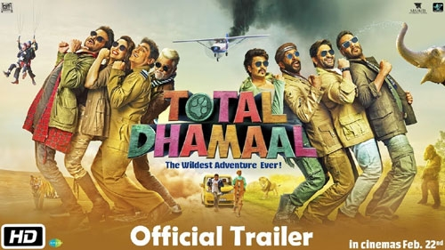 total dhamaal official trailer