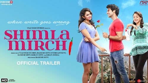 shimla mirchi official trailer