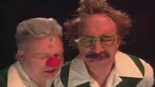 Best of Friends - MST3K  Frank and Forrester