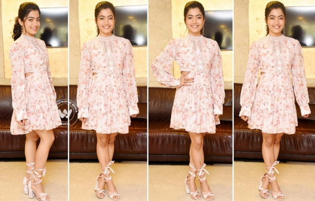 Actress Rashmika Mandanna Latest Stills