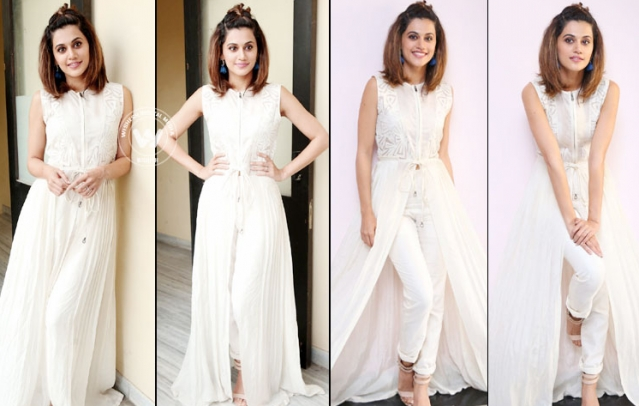 Actress Taapsee Pannu New Pics