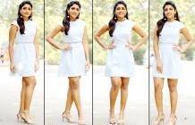 Eesha Rebba At Raagala 24 Gantallo Movie Promotions
