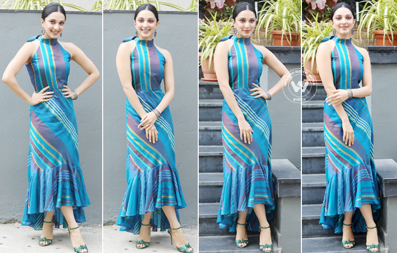 Kiara Advani At Vinaya Vidheya Rama Promotions | kiara-advani-01 | Photo 1of 10 | Kiara Advani Latest Stills