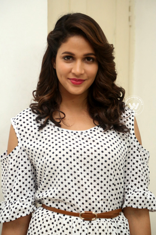 lavanya-tripathi-12 | Lavanya Tripathi at Vunnadhi Okate Zindagi interview | Lavanya Tripathi movies list | Photo 12of 12