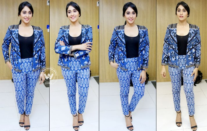 Regina Cassandra At Dr Agarwal Eye Hospital Inauguration