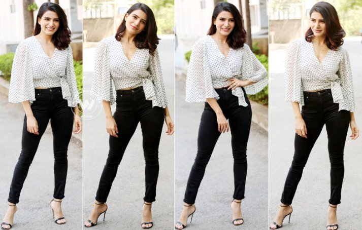 Samantha Akkineni Latest Stills