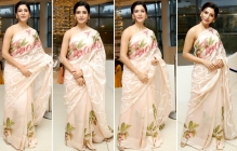 Samantha At Jaanu Movie Promotions