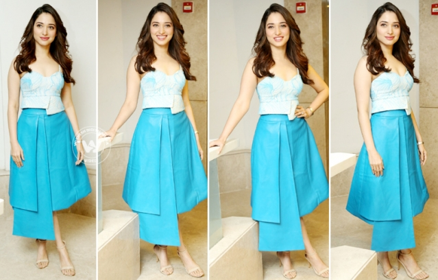 Tamannaah Bhatia At Next Enti Movie Pre Release