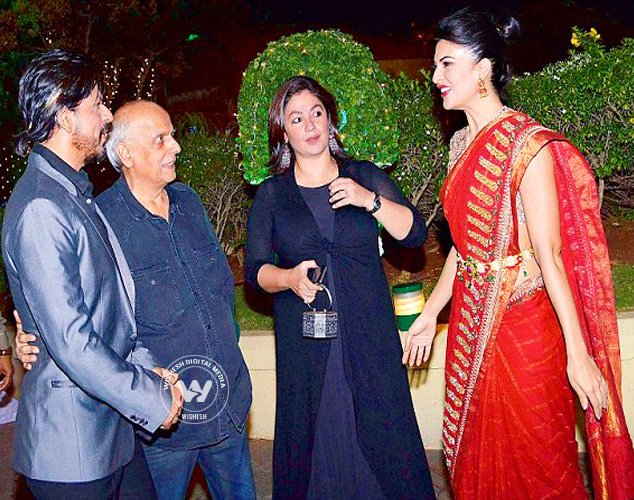Celebs at Vishesh Bhatt's wedding