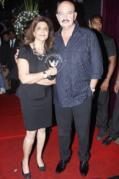 Sri Devi's Birthday Bash