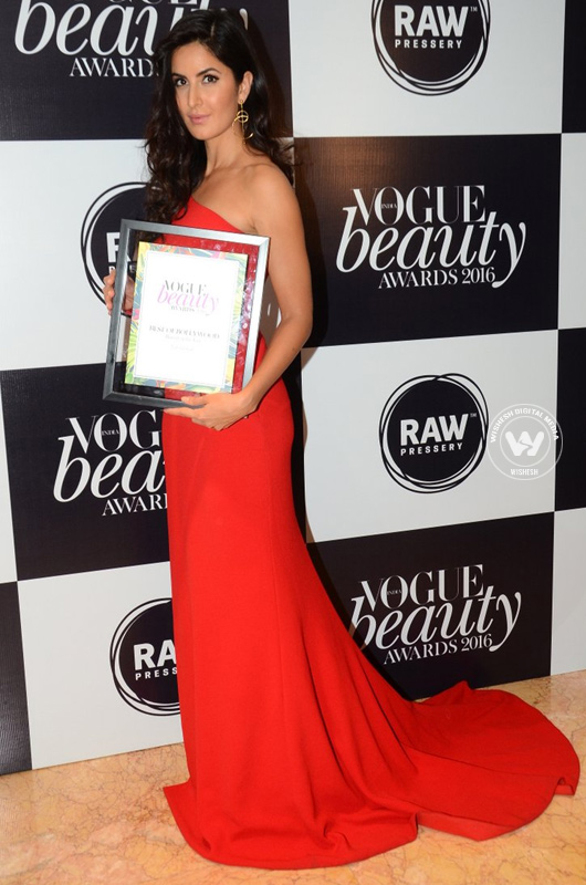 Vogue Beauty Awards at Mumbai | Photo 10of 10 | vogue-10 | 2016 Vogue Beauty Awards