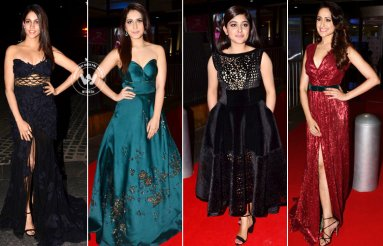 Celebs At 64th Filmfare Awards (South)