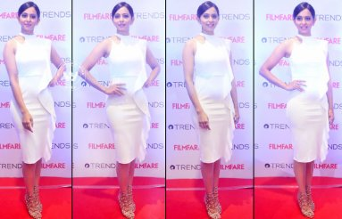 Rakul Preet Singh At Filmfare Meet And Greet