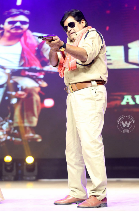 Photo 4of 15 | Power star Pawan Kalyan | sardaar04 | Sardaar Gabbar Singh event photos