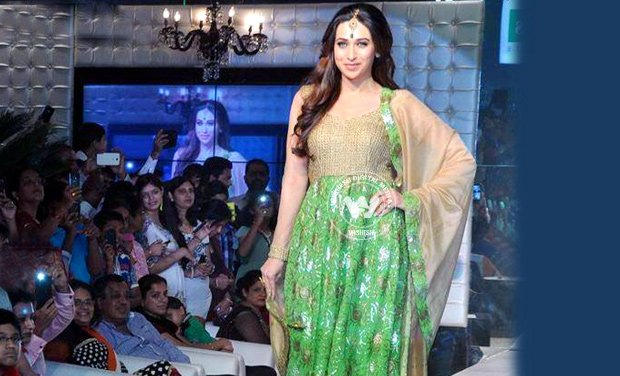 Karishma Walks For Monarch Universal