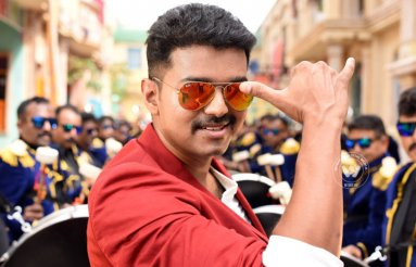 Theri Movie Latest Stills