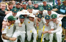 Australia wins Ashesh 2013-2014