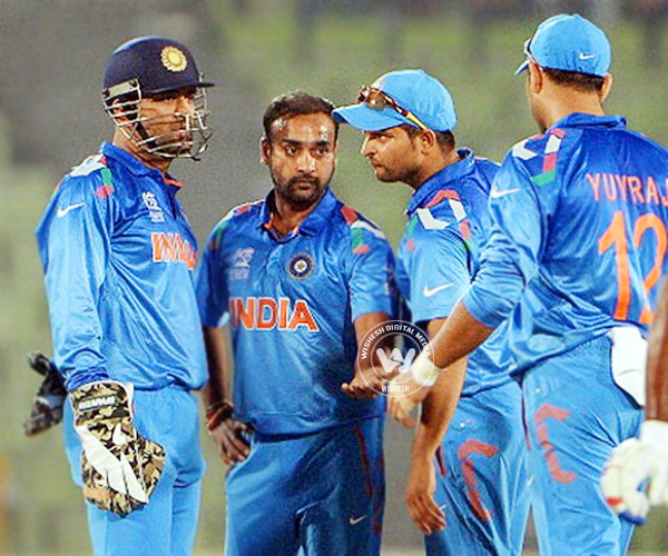Photo 3of 6 | cricket | T20 World cup 2014 | India's easy win over West Indies in T20 World Cup 2014