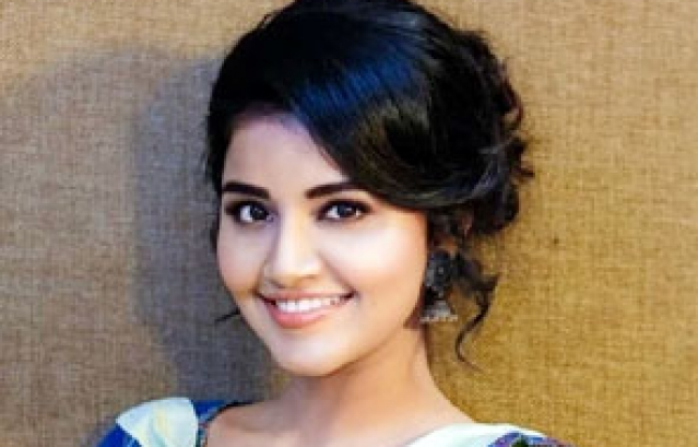 Happy Birthday Anupama Parameswaran