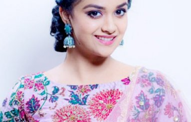 Happy Birthday Keerthi Suresh