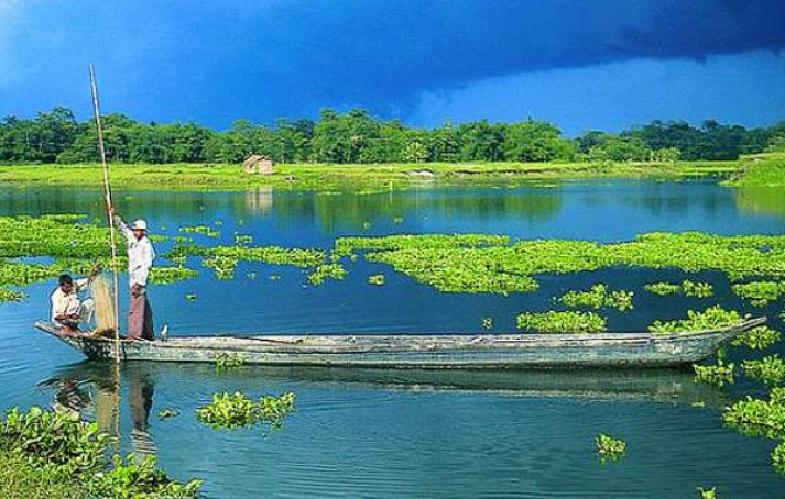 The Assamese Monasteries of Majuli
