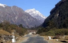 Watch the season change at Lachung in Sikkim