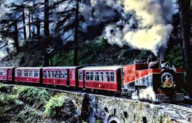 The Himalayan Queen (Kalka – Shimla)