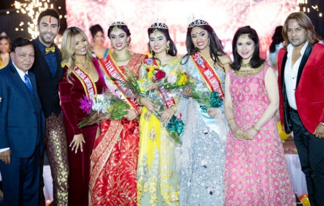 Miss Teen India USA 2018-2019