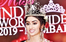 Esha Chandra Kode An Indian-American Crowned Miss Teen Worldwide 2019