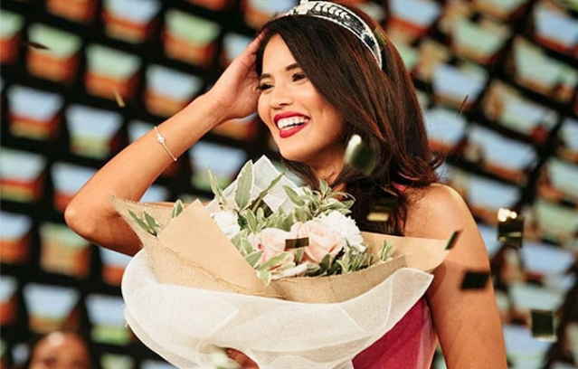Crowned Miss Australia 2019