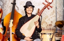 Indian American Teen Masters over 100 Musical Instruments